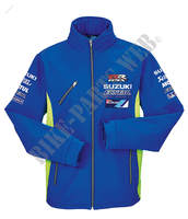 Veste Softshell Team MotoGP-Suzuki-MotoGP Team Collection 2017